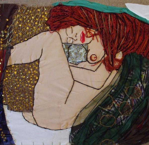 Omaggio A Danea Di Klimt 2007ridim