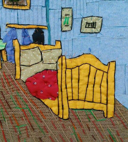 Omaggio A Van Gogh La Stanza