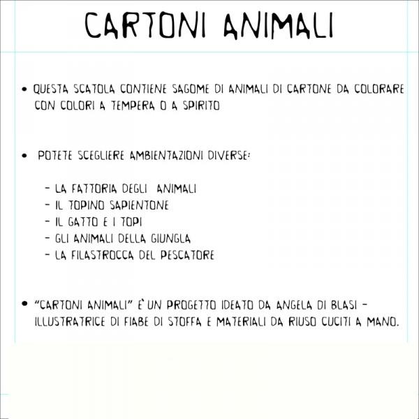 Retro Cartoni Animali2