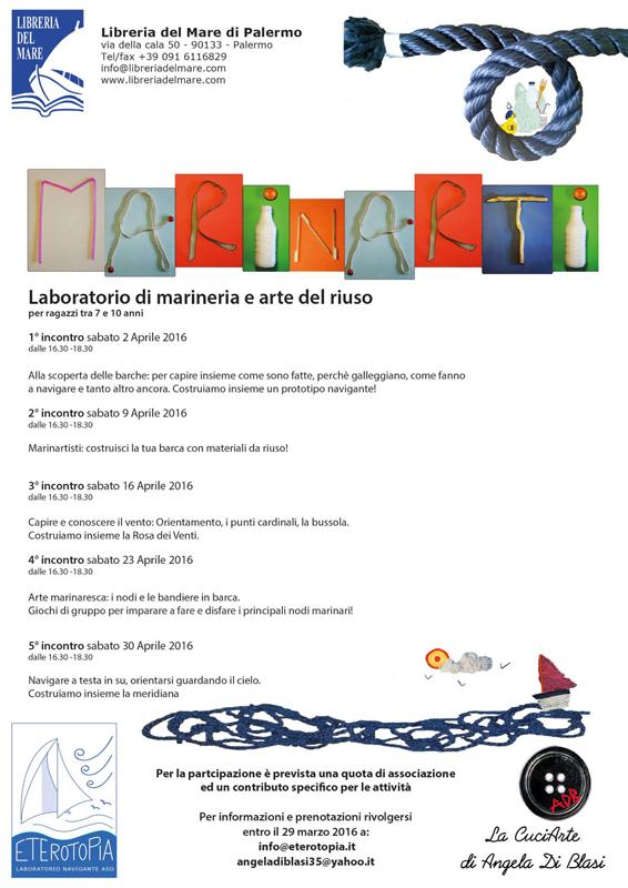 Marinarti Libreria Del Mare