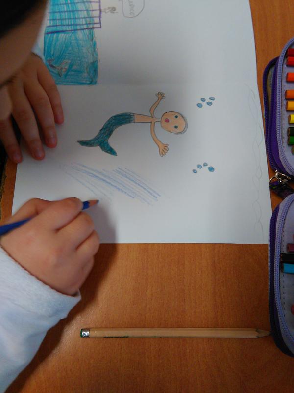 Storyboard Colapesce III