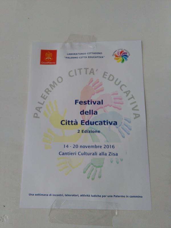 CITTà EDUCATIVA 2016