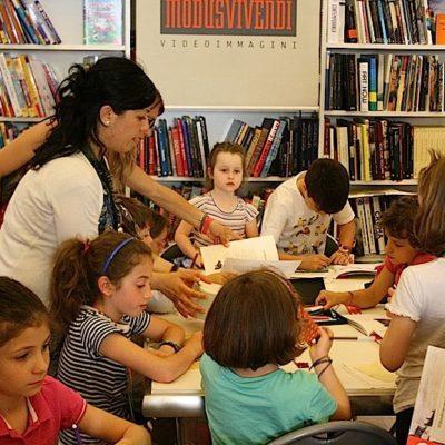 Libreria Modusvivendi Palermo 2014