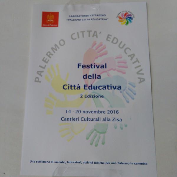 Fiabe Di Stoffa Festival La Città Educativa 2016 Palermo
